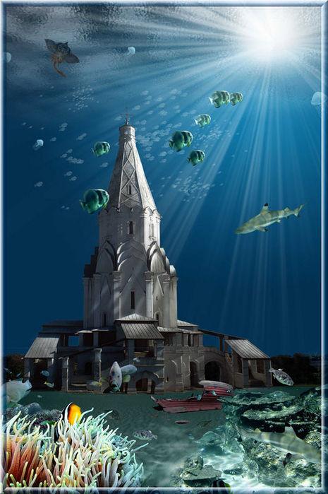 сочинение по англиискому на тему цивилизация атлантиды