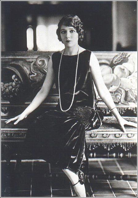 Рвадебное платье в стиле 20-х годов.  Автор:Admin.