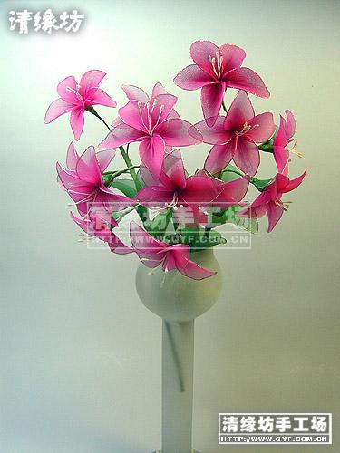 Вот такие великолепные цветы можно
