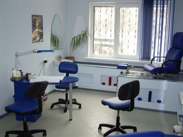 Дизайн маникюрно педикюрного кабинета