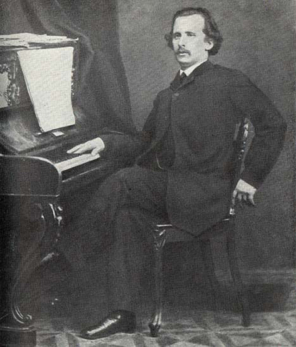 П.И.Чайковский:Трио