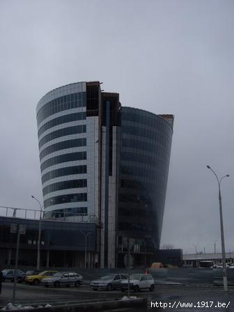 Офисное здание на Олимпийском пропекте г. Мытищи