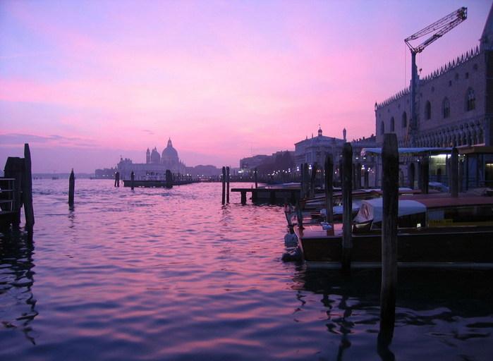 Смотреть онлайн путешествие в италию - венеция (фильм второй) автора
