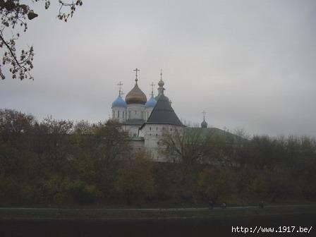 Новоспасский ставропигальный мужской  монастырь