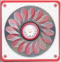С помощью дрели, нитки и иголки можно сделать настоящее чудо - сувенир, подарок или просто необычную вещицу для...