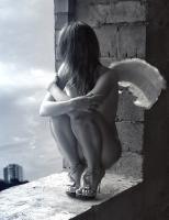 девушка ангел (154x200, 5Kb)