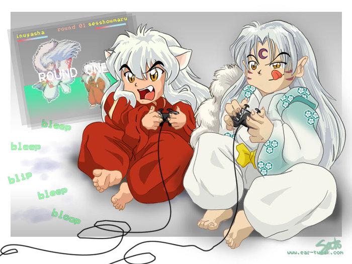 Inuyasha games online.