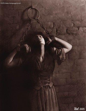 Фото рабыни закованные в цепи фото 247-23