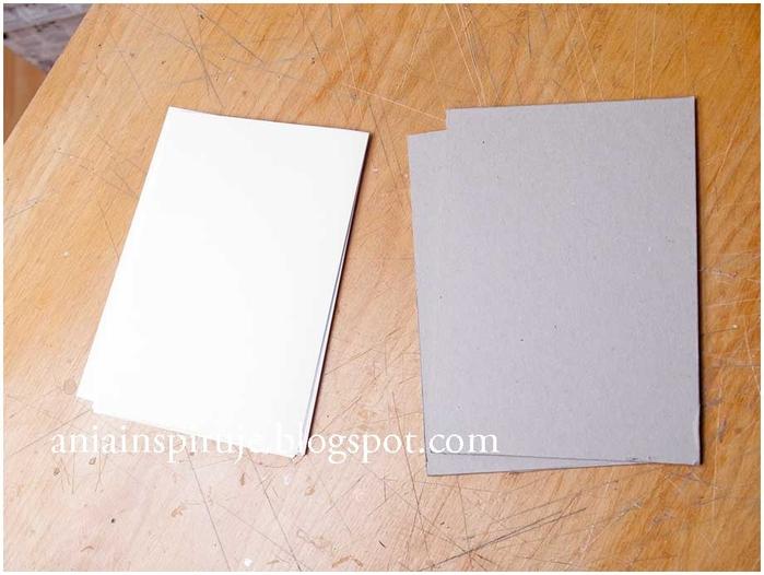 Комодик и рамочка для фотографий из картона. Мастер-класс (32) (700x526, 214Kb)