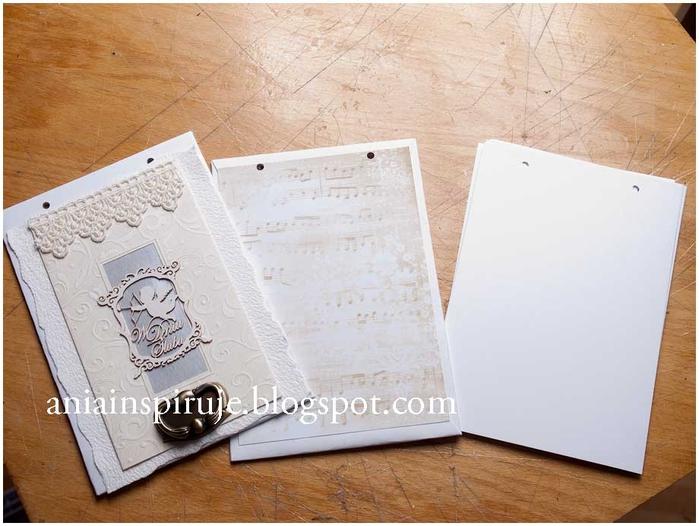 Комодик и рамочка для фотографий из картона. Мастер-класс (34) (700x526, 243Kb)