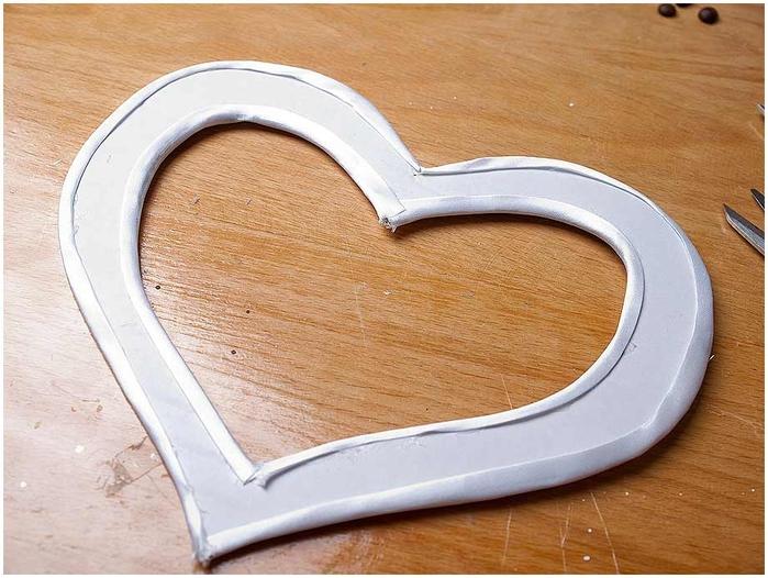 Сердечный топиарий для новобрачных. Мастер-класс (31) (700x526, 277Kb)