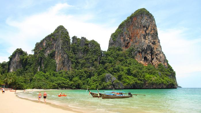 пляж рейли таиланд фото 3 (700x393, 370Kb)