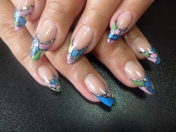 Дизайн ногтей 2013 лето красивый