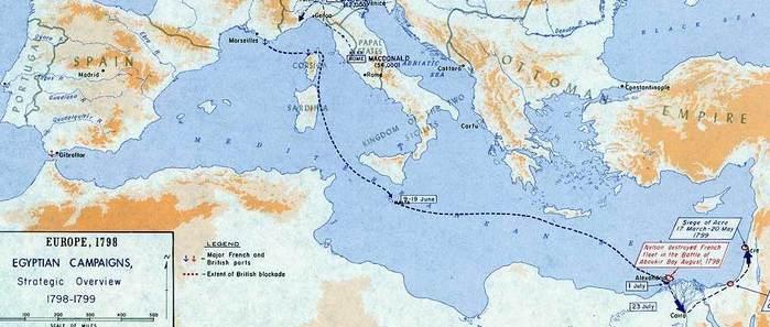 03 Путь Наполеона в Египет (700x297, 43Kb)
