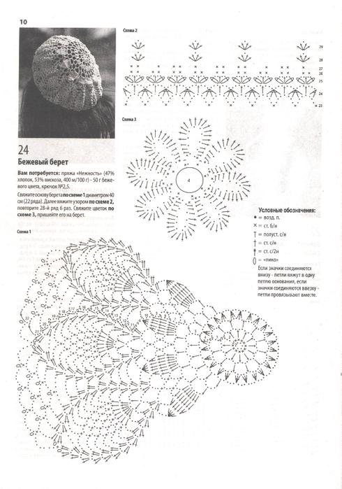 журнал вязаные купальники идругие аксессуары (20) (490x700, 305Kb)