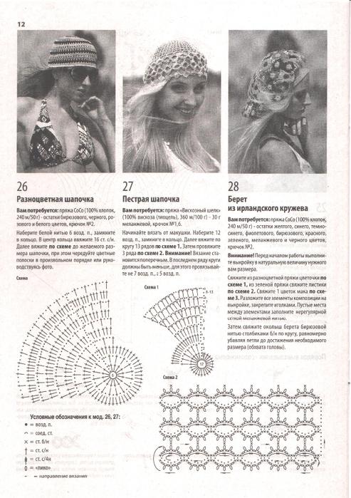 журнал вязаные купальники идругие аксессуары (22) (493x700, 440Kb)