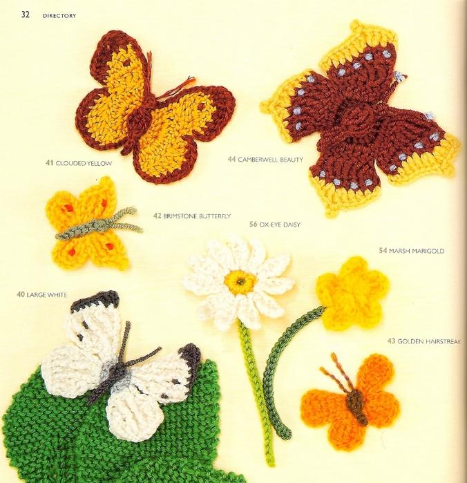 Шитое кружево - бабочка фото 1
