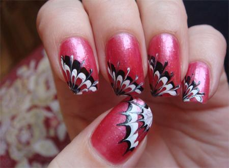 Как делать красивые рисунки на ногтях? Использование иголки ч. 1./2565092_13181 (450x332, 139Kb)