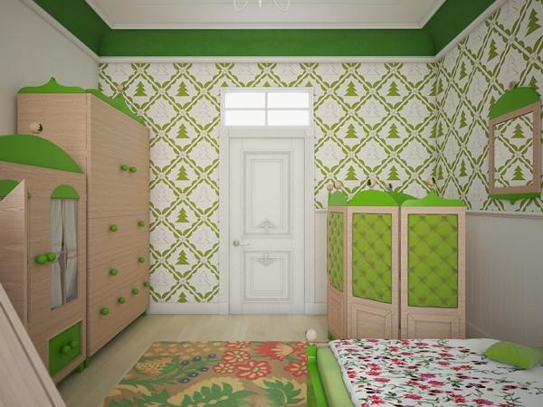 интерьер детской комнаты 1 (600x450, 249Kb)
