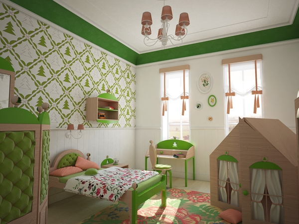 интерьер детской комнаты 7 (600x450, 229Kb)