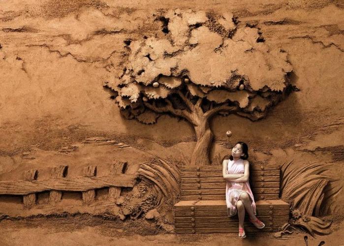 скульптур из песка (700x500, 402Kb)
