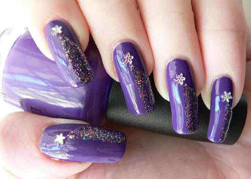 Как сделать красивые рисунки на ногтях? Использование иголки ч. 2./2565092_1242 (500x356, 60Kb)