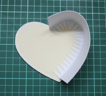 Как сделать сердце коробку своими руками