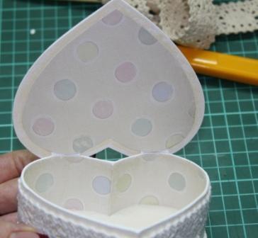 Как сделать коробку из картона с крышкой