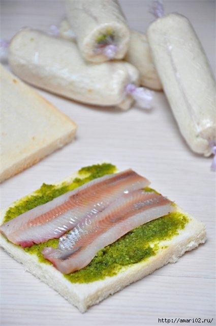 Холодные закуски из рыбы. 103012874_4a6f4ff9d2c2