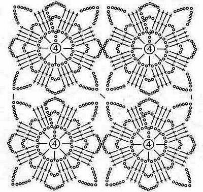 вязание крючком. две летние модели (2) (400x378, 143Kb)