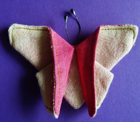 Швейная бабочка