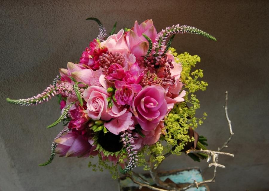 Букеты цветов качественное