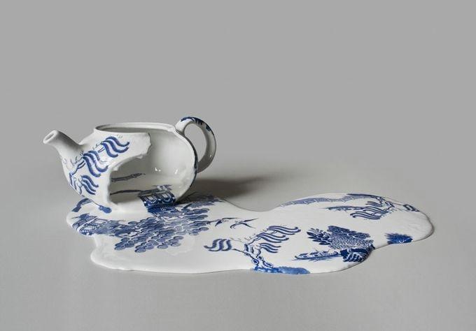 расплавившаяся керамическая посуда Livia Marin 2 (680x474, 56Kb)