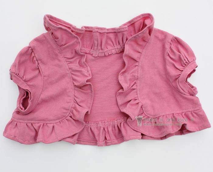болеро для девочки из футболки (4) (700x566, 211Kb)