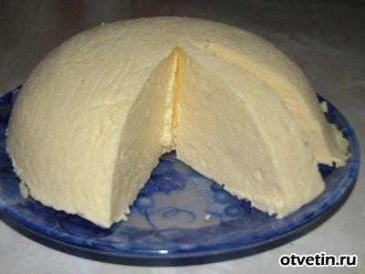 Как готовить яичный сыр