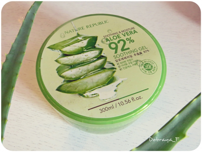 Soothing & Moisturizing 92% Natural Aloe Vera gel �� Natural Republic/4507075_IMG_1053 (700x525, 241Kb)