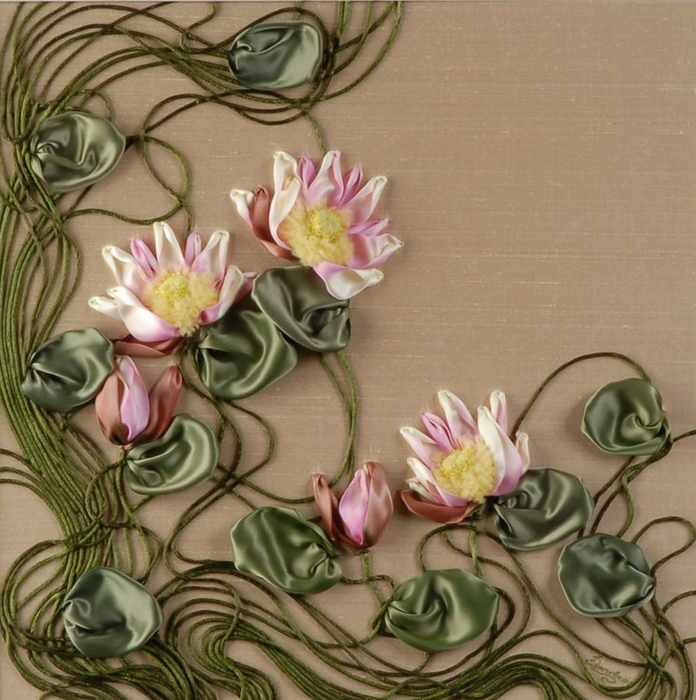 Water-Lilies-by-Anna-Dunaevskaya-1018x1024 (696x700, 458Kb)