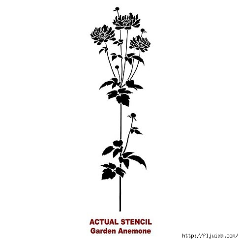 Flower-Stencils-Large-Plant (490x490, 44Kb)