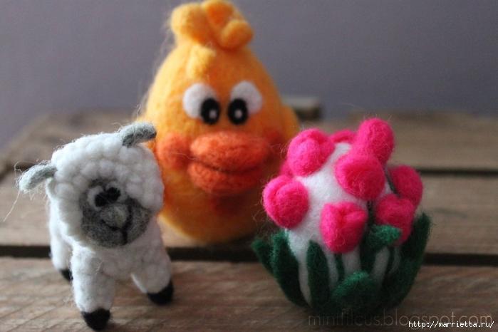 Валяние. Самые замечательные игрушки от польской мастерицы Goshia (32) (700x466, 195Kb)