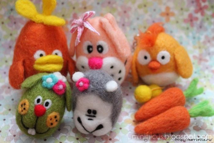 Валяние. Самые замечательные игрушки от польской мастерицы Goshia (36) (700x466, 223Kb)
