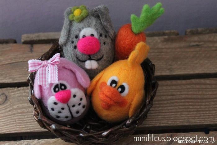 Валяние. Самые замечательные игрушки от польской мастерицы Goshia (40) (700x466, 226Kb)