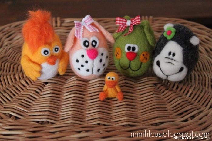 Валяние. Самые замечательные игрушки от польской мастерицы Goshia (50) (700x466, 252Kb)