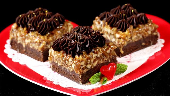 Фотогалерея тортов и пирожных