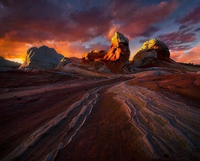 Marc Adamus пейзажи природы фото 3 (700x565, 178Kb)