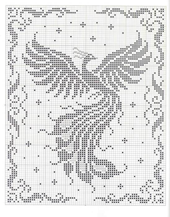 птица счастья (549x700, 297Kb)