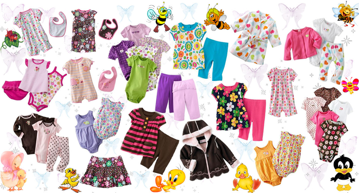 Детская одежда на любой выбор!