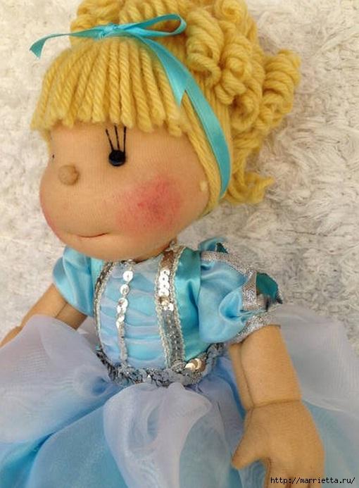 Замечательные куколки из