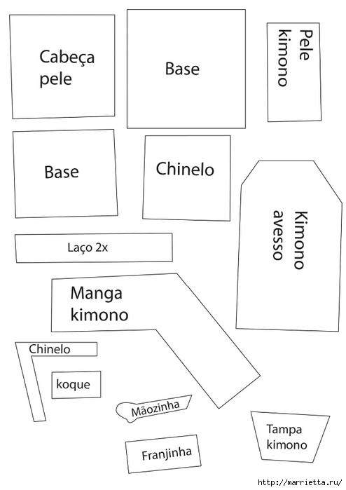 Японские куколки из фоамирана и шариковых ручек (2) (494x700, 89Kb)
