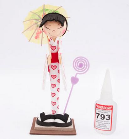 Японские куколки из фоамирана и шариковых ручек (9) (411x443, 188Kb)