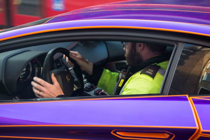 Lamborghini наследника катара арестована фото 4 (680x453, 246Kb)